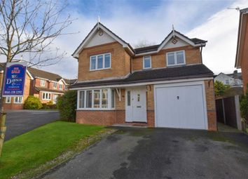 Thumbnail 4 bed detached house for sale in Willows End, Stalybridge