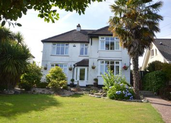 Thumbnail 3 bedroom detached house for sale in Sidford Road, Sidmouth, Devon