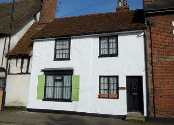 Thumbnail 3 bedroom terraced house to rent in Little St. Marys, Long Melford, Sudbury