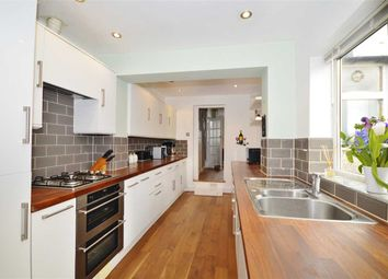 Thumbnail 2 bed terraced house for sale in Brunswick Crescent, New Southgate