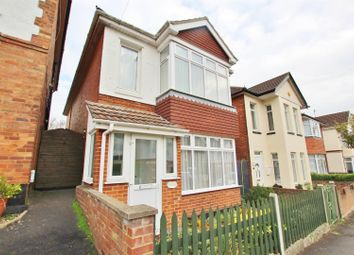 Thumbnail 3 bed detached house for sale in Markham Road, Charminster, Bournemouth