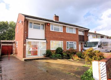 Thumbnail 3 bed semi-detached house for sale in The Greendale, Fareham