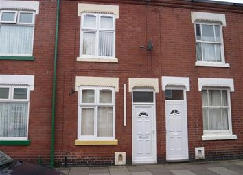 Thumbnail 4 bedroom terraced house to rent in St. Leonards Road, Leicester