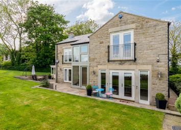 Thumbnail 4 bed detached house for sale in Jewitt Lane, Collingham, Wetherby, West Yorkshire