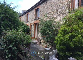 Thumbnail 2 bed end terrace house to rent in Court Barton, Aveton Gifford, Kingsbridge