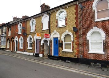 Thumbnail 3 bed terraced house for sale in Edward Street, Dunstable