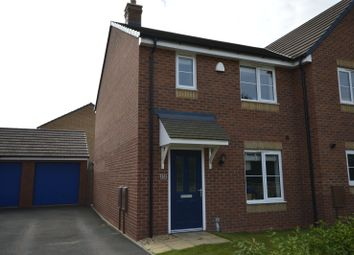 Thumbnail 3 bedroom semi-detached house for sale in Stone Drive, Shifnal, Shropshire