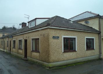 Thumbnail 2 bed semi-detached bungalow for sale in Mount Pleasant Square, Ebbw Vale, Blaenau Gwent