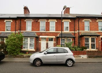 Thumbnail 4 bed terraced house for sale in Sidney Grove, Newcastle Upon Tyne