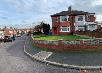 3 bed semi-detached house for sale in Tellson Crescent, Salford, Manchester M6