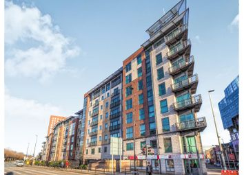Thumbnail 2 bed flat to rent in City Point, Chapel Street, Salford