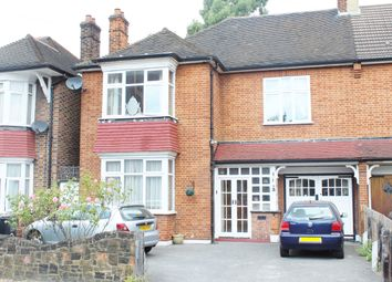 Thumbnail 4 bed semi-detached house for sale in Callander Road, London