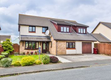Thumbnail 5 bed detached house for sale in Heritage Park, Haverfordwest