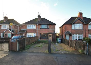 Thumbnail 3 bed semi-detached house to rent in Elgar Road South, Reading, Berkshire