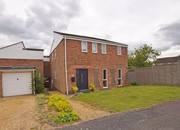 Thumbnail 3 bed semi-detached house for sale in Grebe Close, Alton