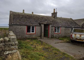 Thumbnail 1 bed detached house for sale in Sanday, Orkney
