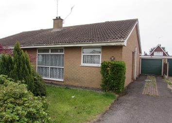 Thumbnail 2 bed semi-detached bungalow to rent in Dupont Close, Clacton-On-Sea