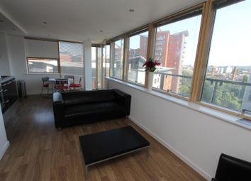 Thumbnail 2 Bed Flat To Rent In Wellington Street Leeds