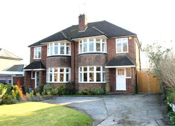 Thumbnail 3 bed semi-detached house to rent in Middle Hill, Englefield Green