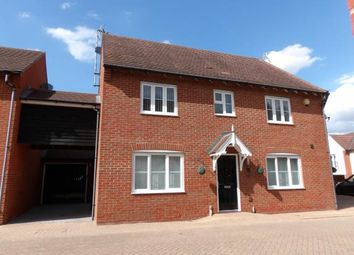 Thumbnail 3 bed end terrace house for sale in Ramsden Heath, Billericay, Essex