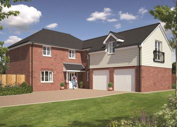 Thumbnail 5 bed detached house for sale in Gore Court Road, Otham, Maidstone