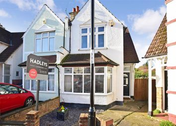Thumbnail 3 bed semi-detached house for sale in Woodside Court Road, Croydon, Addiscombe, Surrey