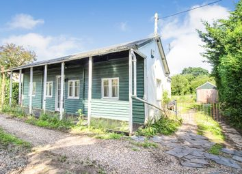 Thumbnail 3 bed detached bungalow for sale in Sunnyside Avenue, Poringland, Norwich