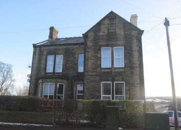 Thumbnail 1 bed flat to rent in Flat 4, James Street, Oakworth, Keighley