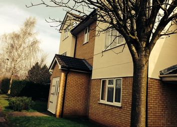 Thumbnail 2 bed duplex to rent in Foxdale Drive, Brierley Hill