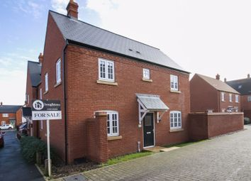 Thumbnail 3 bed semi-detached house for sale in Gallipoli Drive, Brackley