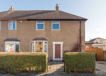 Thumbnail 4 bed semi-detached house for sale in 7 Saughtonhall Crescent, Edinburgh