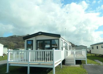 Thumbnail 2 bed mobile/park home for sale in Pendine Sands Holiday Park, Pendine