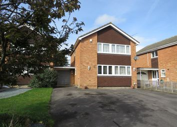 Thumbnail 4 bed detached house for sale in Lunds Farm Road, Woodley, Reading