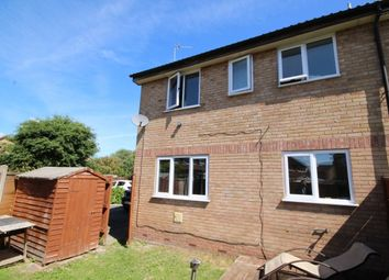 Thumbnail 1 bed semi-detached house for sale in Plum Tree Close, Bridgwater