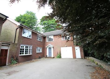 Thumbnail 5 bed detached house for sale in Eversley End, Hazlehurst Road, Frodsham, Cheshire