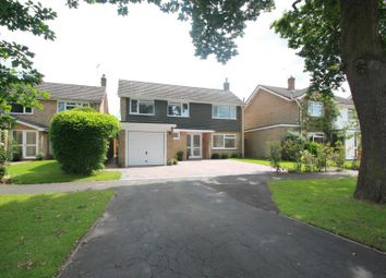 Thumbnail 4 bed detached house to rent in Ellis Farm Close, Woking