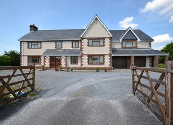 Thumbnail 5 bed detached house for sale in Hermon, Cynwyl Elfed, Carmarthen