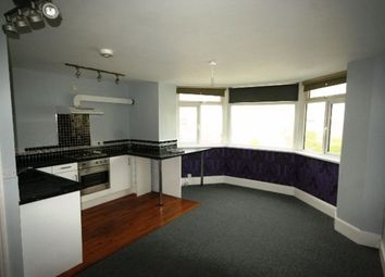 Thumbnail 1 bed flat to rent in Cliff Road, Newquay