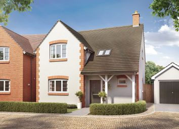 Thumbnail 3 bed detached house for sale in Croft Meadow, Stanford In The Vale, Oxfordshire