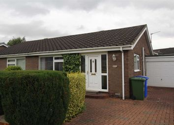 Thumbnail 2 bed bungalow for sale in Glencoe Avenue, Southfield Green, Cramlington