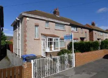 Thumbnail 3 bed semi-detached house to rent in Kingsley Avenue, Rhyl