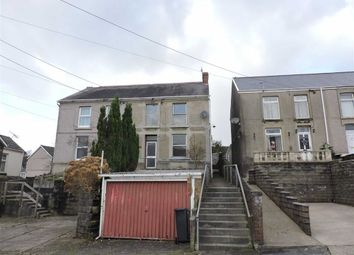 Thumbnail 2 bed semi-detached house for sale in Grove Road, Pontardawe, Swansea