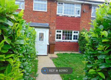 Thumbnail 3 bed terraced house to rent in Langdale Close, Rainham, Gillingham