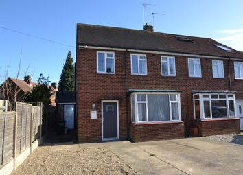 Thumbnail 3 bed semi-detached house for sale in Forres Close, Hoddesdon