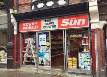 Thumbnail Retail premises for sale in 24 Michael Street, Peel