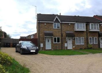 Thumbnail 3 bedroom end terrace house to rent in Dore Close, Northampton, Northamptonshire.