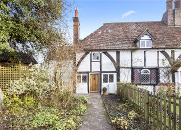 Thumbnail 3 bed end terrace house for sale in The Green, Buckland, Betchworth, Surrey