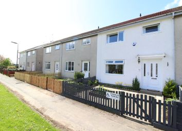 Thumbnail 3 bed terraced house for sale in Cameron Crescent, Bonnyrigg