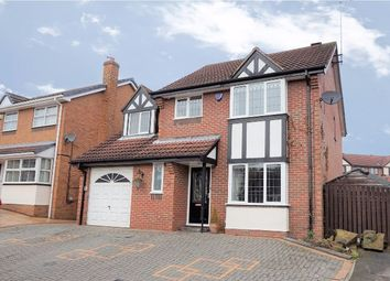 Thumbnail 4 bed detached house for sale in Victoria Grange Way, Leeds