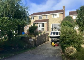 Thumbnail 4 bed detached house for sale in Puddledock Lane, Sutton Poyntz, Weymouth